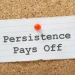 Persist Through The Good Fight