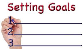 Written Goals work